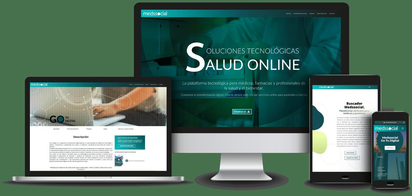 imagen marketplace de salud online medssocial