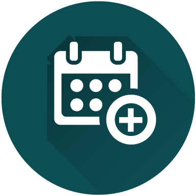Icono EVENTOS ONLINE Medssocial