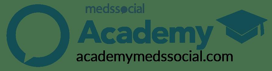 Icono logo academy medssocial
