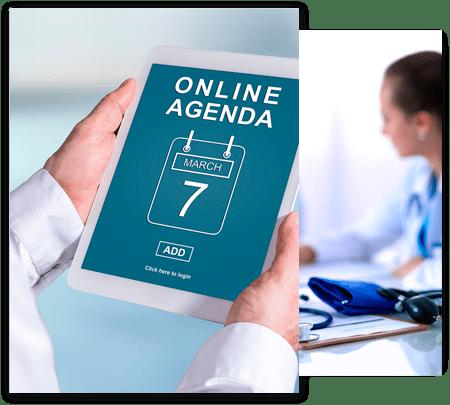 Icono Cita online