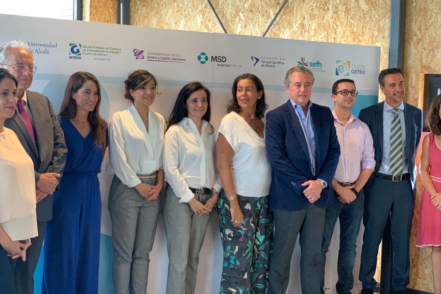 "Medssocial Finalista MSD ""Reto Innovando Juntos"" en enfermedad inflamatoria intestinal"