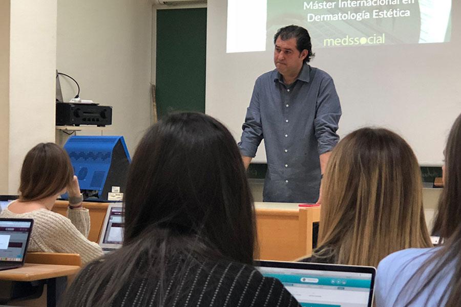 Workshop blogs médicos en dermatología estética